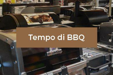 Organizzare grigliata con barbecue