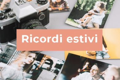 Portafoto e cornici per foto vacanze e ricordi estivi