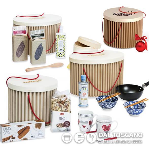 confezioni regalo Natale carte regalo Centro Casalinghi Dal Toscano