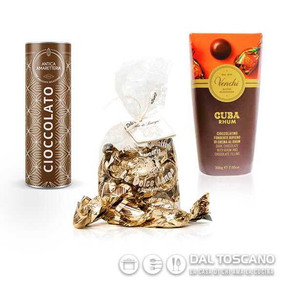 Cioccolato _ Dal toscano