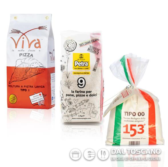 farine pizza _ dal toscano
