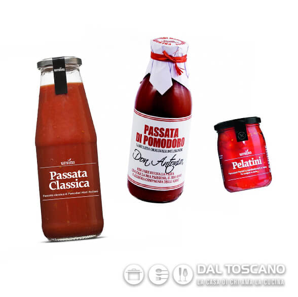 salsa pomodoro _ dal toscano