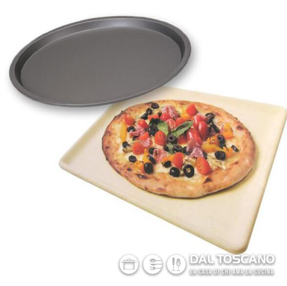 teglia pizza _ dal toscano