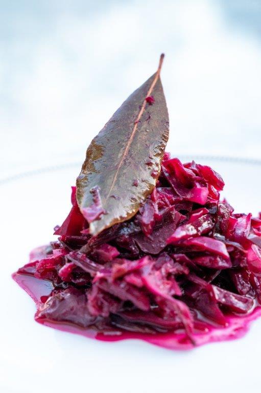Cucina detox - Zuppa di cavolo cappuccio rosso