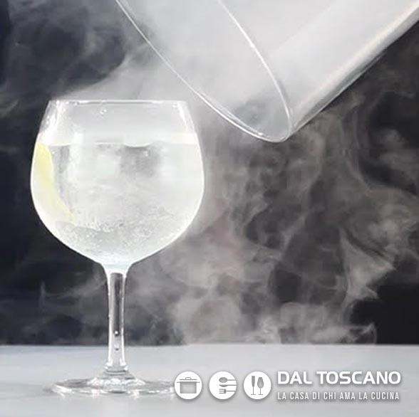 bicchiere affumicato