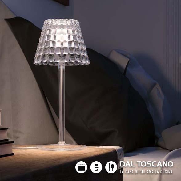 Guzzini TIFFANY lampada senza fili