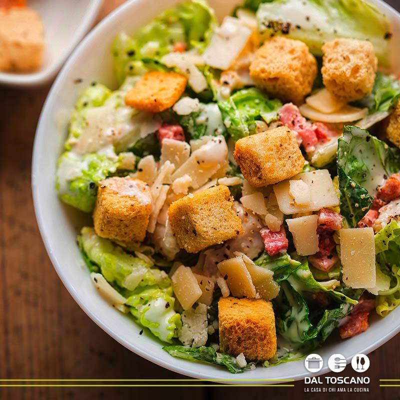 ricetta cesard salad