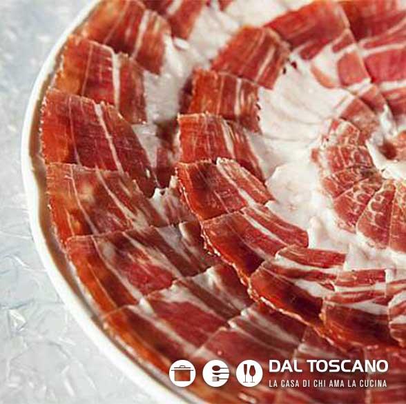 prosciutto spagnolo - jamon ibrico patanegra