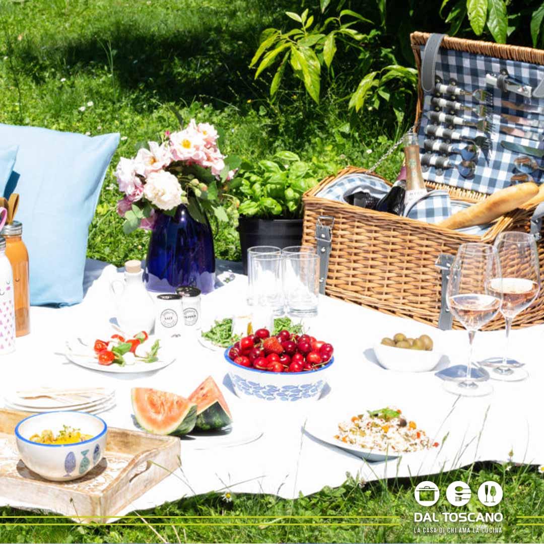 tovaglia per picnic