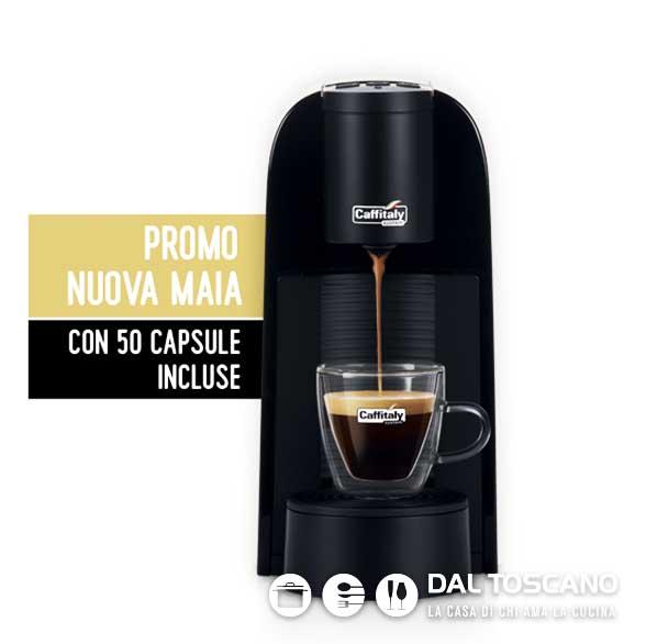 Macchina caffè espresso Caffitaly Maia