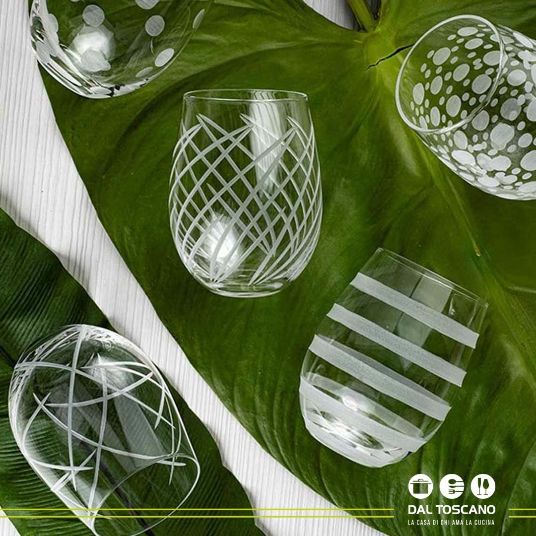 bicchieri mixo set