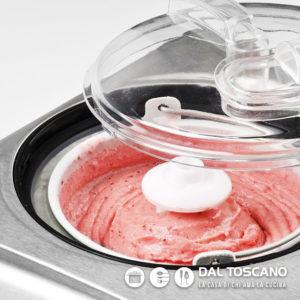 Gelatiera macchina per fare il gelato