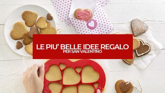Le più belle idee regalo per San Valentino