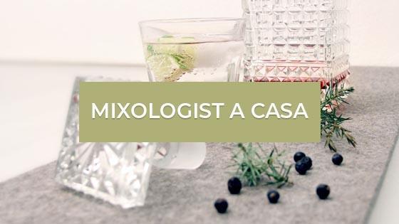 Mixologist a casa